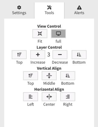 Canvas - Tools Toolbar 1