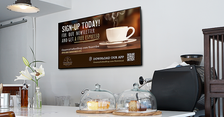3 Ways Digital Signage Improves the Retail Experience