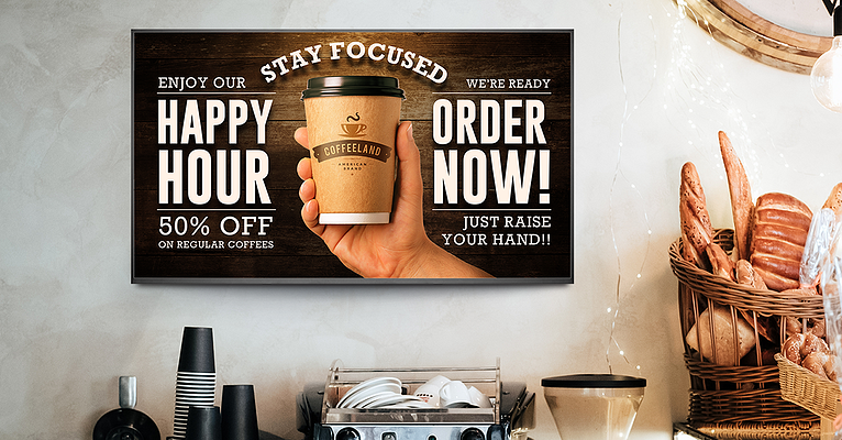 5 Tips to Create Killer Calls-to-Action for Digital Signage