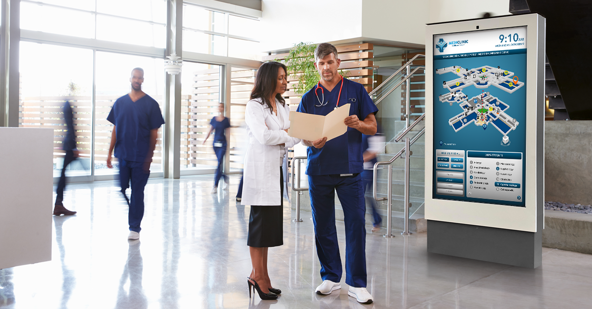 Take Your Hospital Lobby to the Next Level