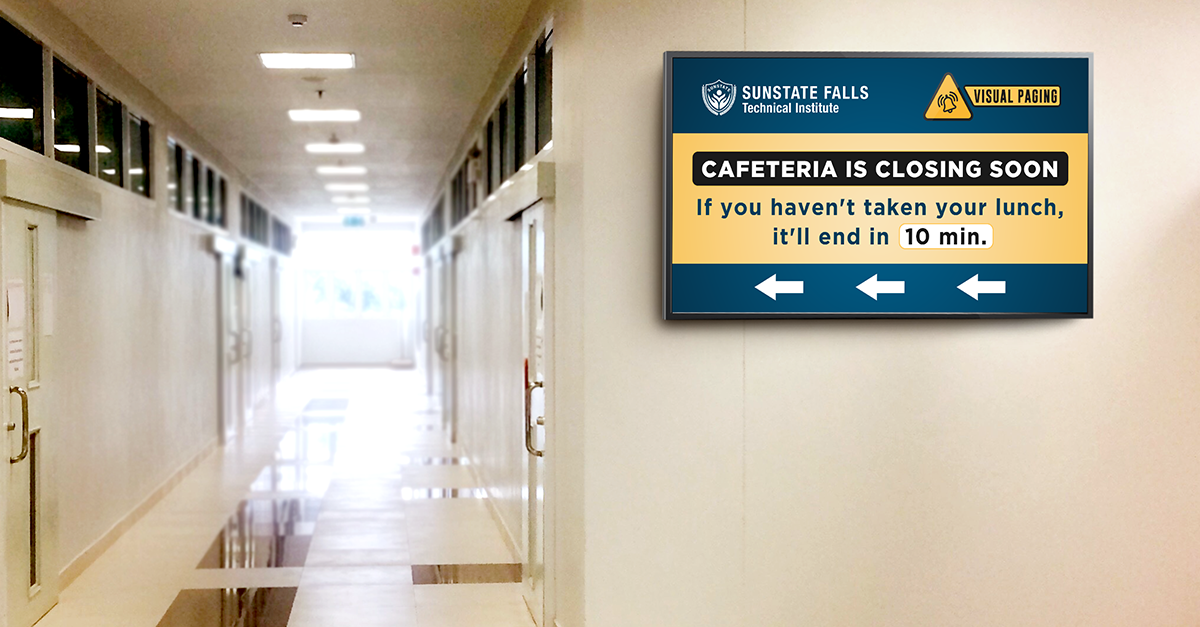 Accessibility Signage for People with Disabilities