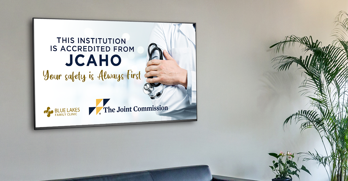 How Digital Signage Helps Hospitals Earn JCAHO Accreditation