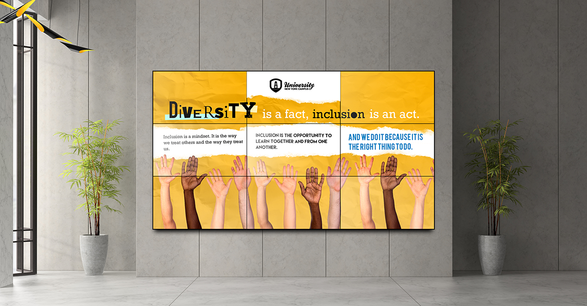 School & College Diversity and Awareness Campaigning