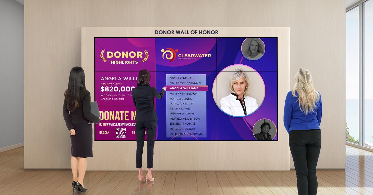 Blackbaud Raiser's Edge for Donor Boards